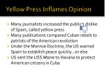yellow press inflames opinion