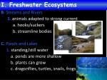 i freshwater ecosystems1