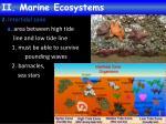 ii marine ecosystems1
