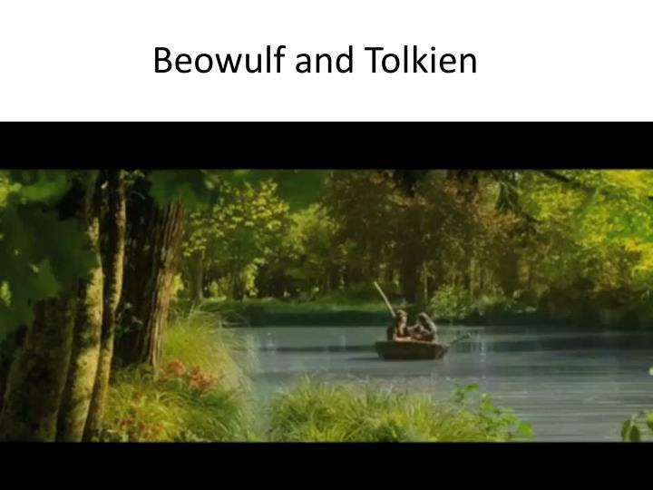 beowulf and tolkien n.