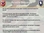 reveille sequence of events2