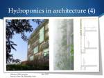 hydroponics in architecture 4