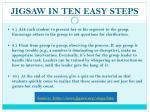 jigsaw in ten easy steps2