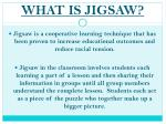 what is jigsaw