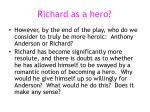 richard as a hero1