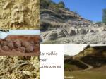 la vall e des dinosaures