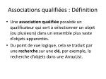 associations qualifi es d finition