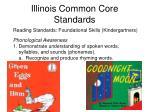 illinois common core standards2