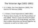 the victorian age 1832 19019