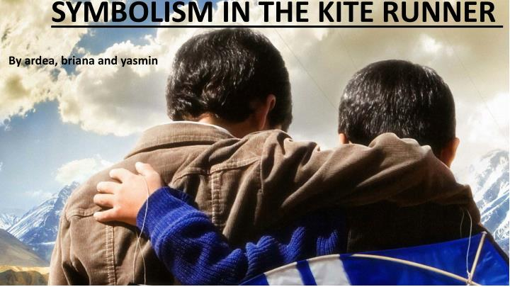 symbolism in the kite runner n.