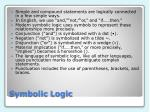 symbolic logic1