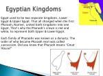 egyptian kingdoms