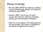 dhuna n familje