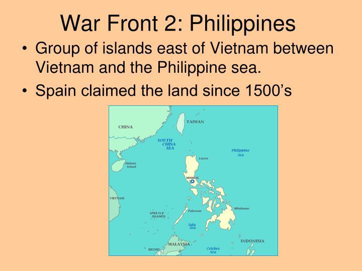 War Front 2: Philippines