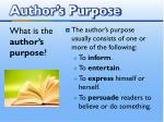 author s purpose5