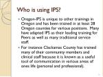 who is using ips