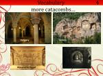 vocabulary 4 more catacombs