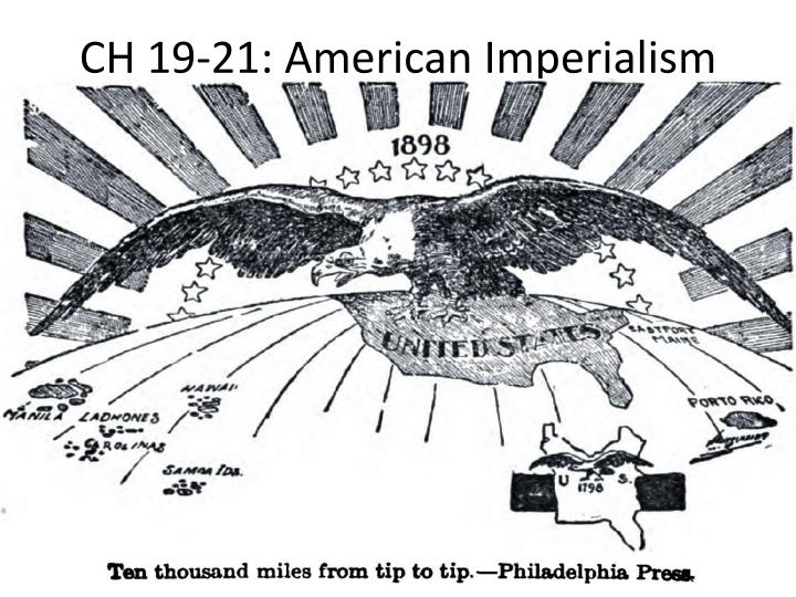 american imperialism after 1898 essay Version of imperialism quite quickly after independence these studies have the potential to change our understanding of american empire, not only by extending the.