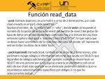 funci n read data1