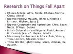 research on things fall apart1
