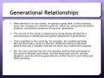 generational relationships1