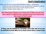 god s application1