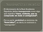 transparencia y probidad1