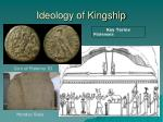 ideology of kingship