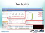 role centers