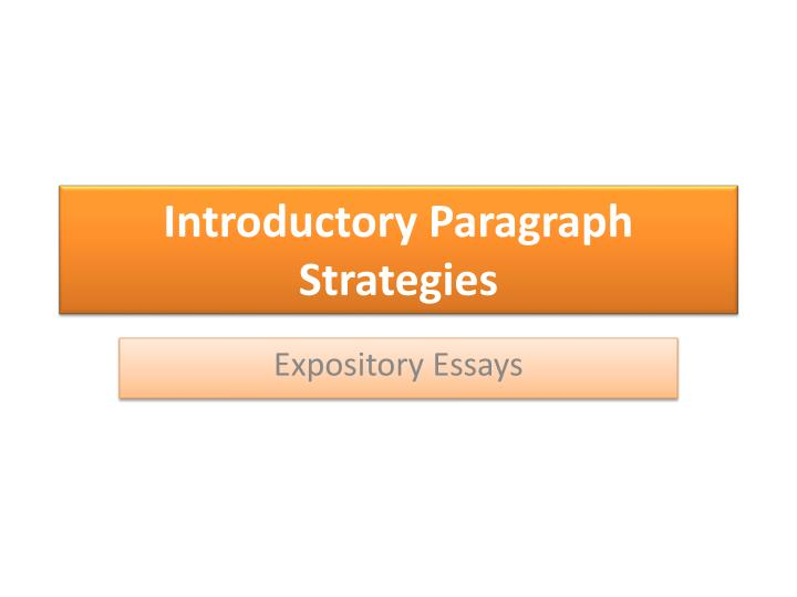 expository essay powerpoints Numerous writing frameworks, powerpoints, and posters  sample persuasive essay middle school graphic organiser- students prove/ defend what they have learned.