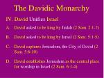 the davidic monarchy4