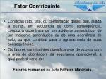 fator contribuinte