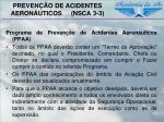 preven o de acidentes aeron uticos nsca 3 32