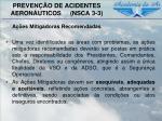 preven o de acidentes aeron uticos nsca 3 39