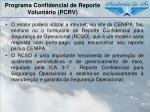 programa confidencial de reporte volunt rio pcrv1
