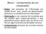 bloco i componentes de um computador5