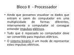 bloco ii processador1