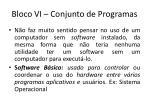 bloco vi conjunto de programas1
