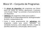 bloco vi conjunto de programas2