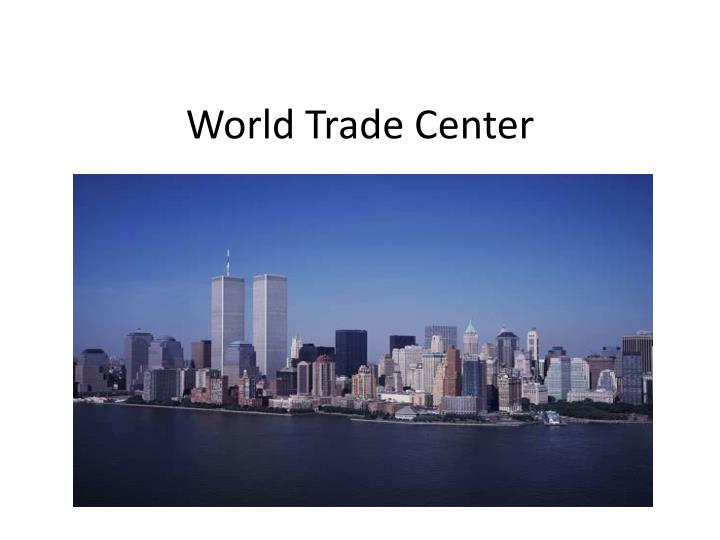 world trade center n.