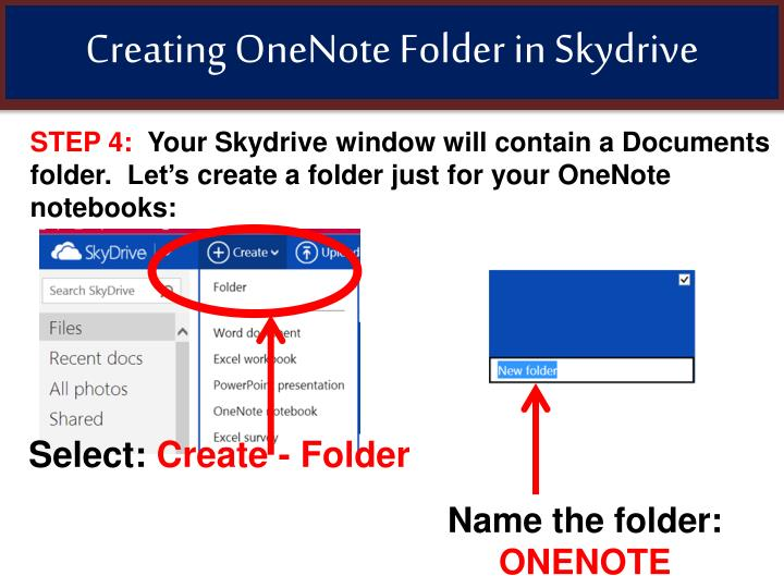 how to send a powerpoint to onenote