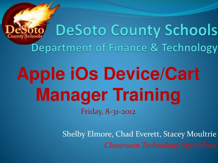 desoto county schools department of finance technology n.