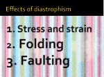 effects of diastrophism1