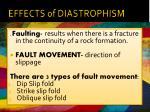 effects of diastrophism4