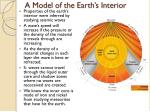 a model of the earth s interior