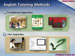 english tutoring methods