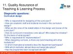 11 quality assurance of teaching learning process2