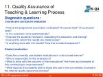 11 quality assurance of teaching learning process4