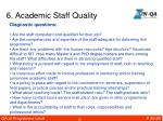 6 academic staff quality4