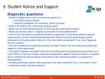 9 student advice and support1